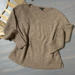 Eileen Fisher Alpaca Blended Sweater